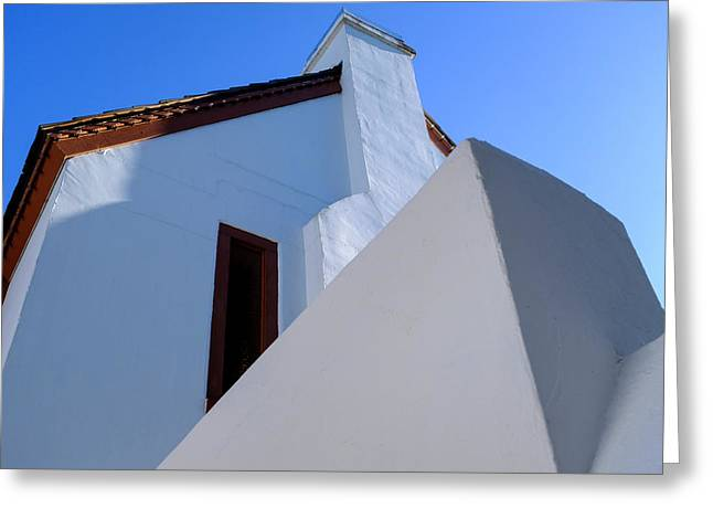Architecture Photography From Saint Augustine Florida Greeting Card