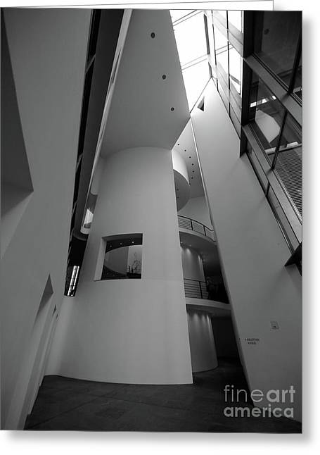 Architecture_03 Greeting Card