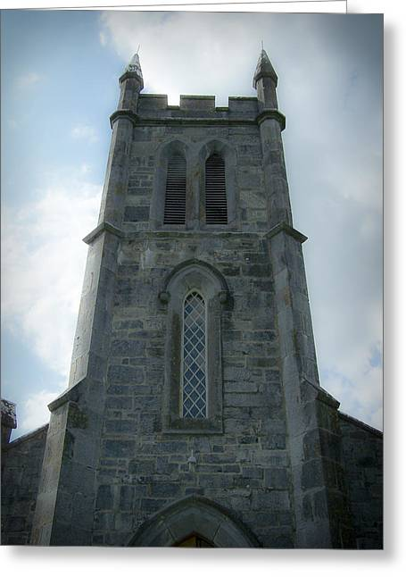 Ardcroney Church County Clare Ireland Greeting Card by Teresa Mucha