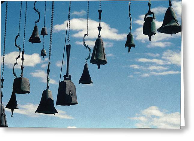 Greeting Card featuring the photograph Arizona Bells by Kenneth Campbell
