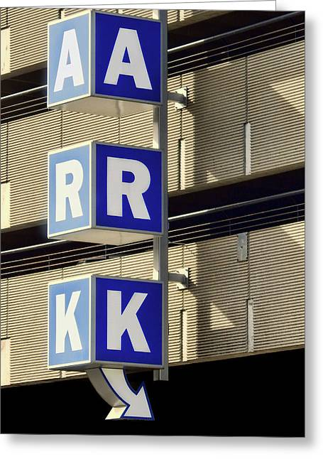 Greeting Card featuring the photograph Ark - This Way by Nikolyn McDonald