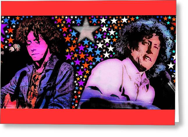 Arlo Guthrie Greeting Card