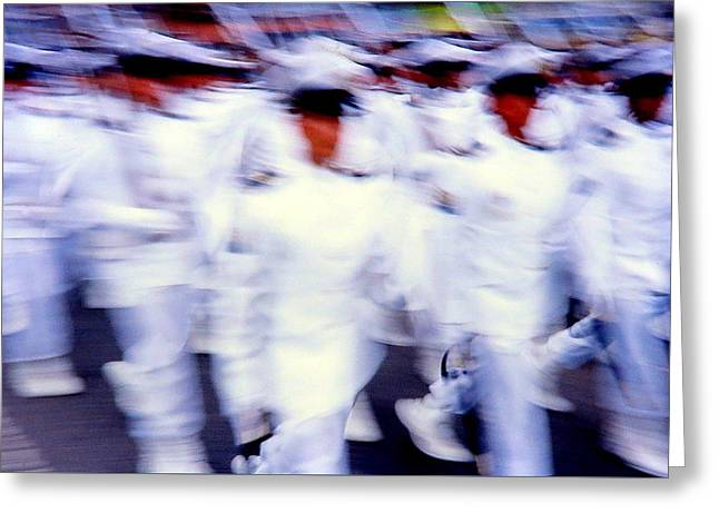 Armed Forces Of Colombia 5  Greeting Card