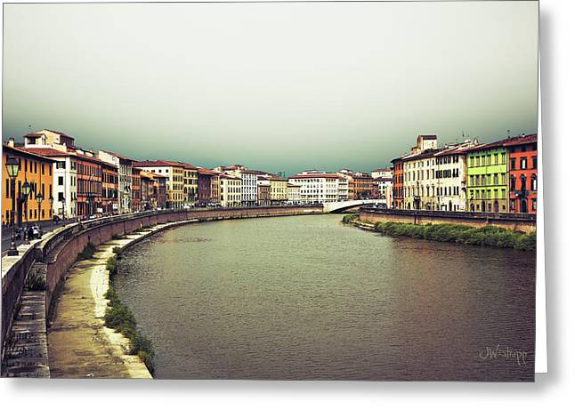 Arno Greeting Card