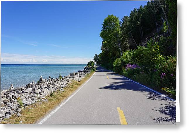 Around Mackinac Island Greeting Card