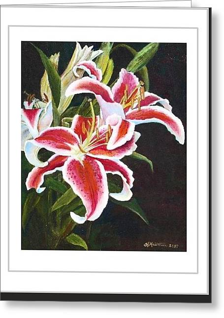 Art Card - Lilli's Stargazers Greeting Card