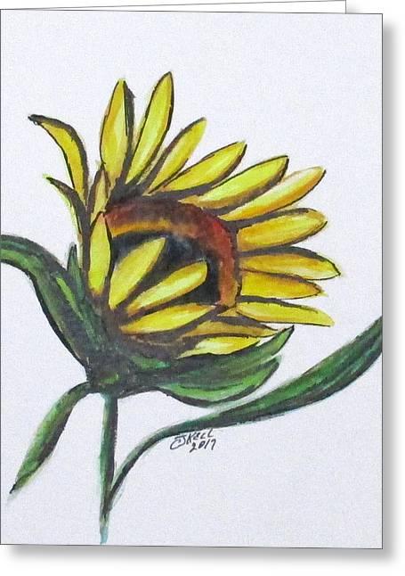 Art Doodle No. 22 Greeting Card