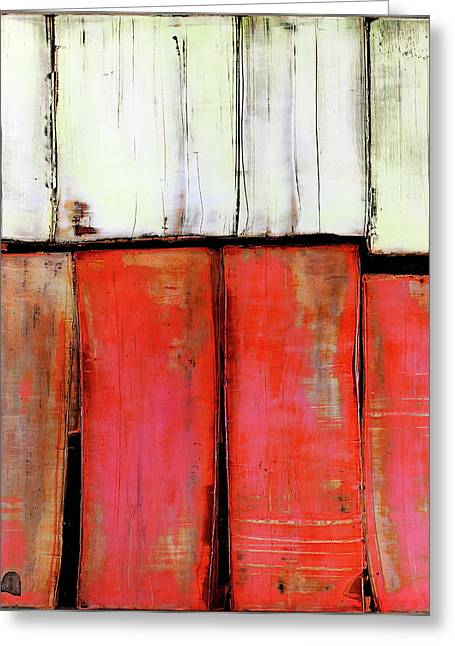 Art Print Abstract 88 Greeting Card
