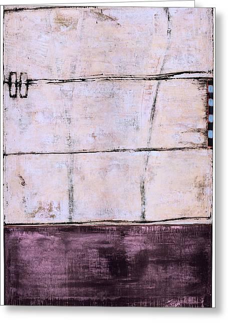 Art Print Abstract 100 Greeting Card