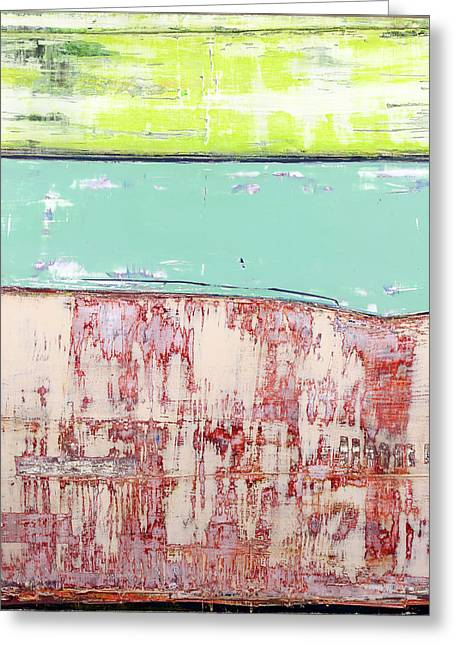Art Print Abstract 19 Greeting Card