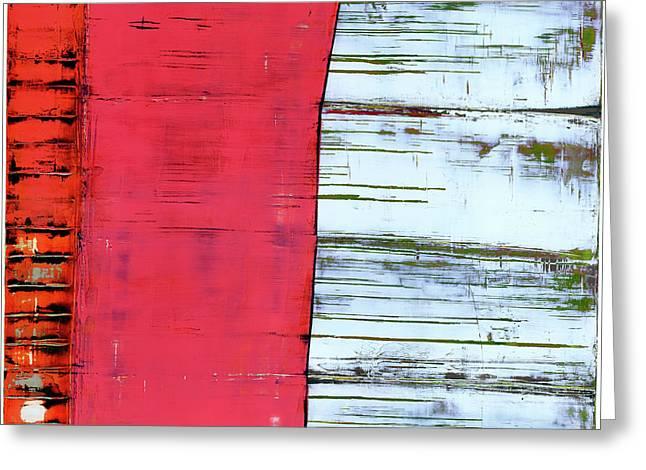 Art Print Abstract 75 Greeting Card