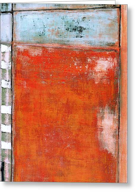 Art Print Abstract 8 Greeting Card