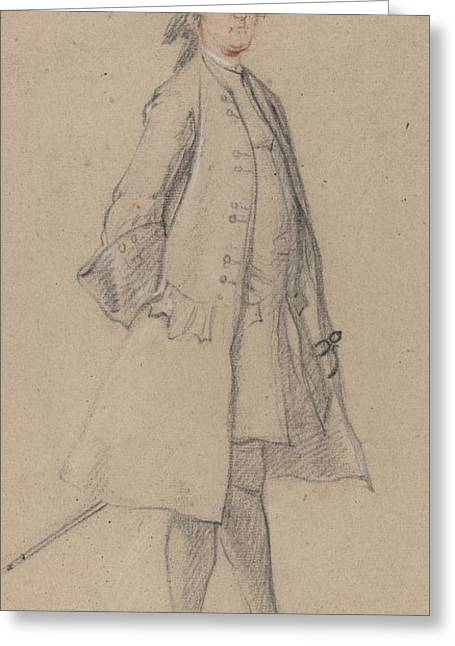 Arthur Gore, 1st Earl Of Arran Greeting Card