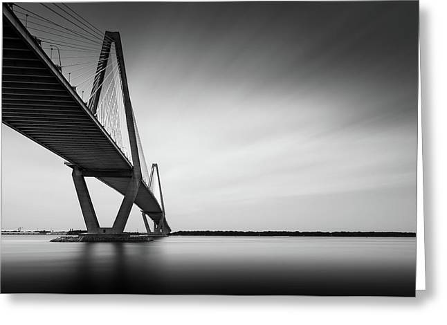 Arthur Ravenel Jr Bridge Iv Greeting Card
