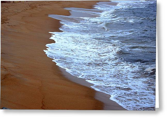 Artistic Impression Plum Island Greeting Card