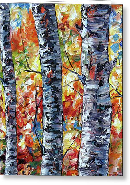 Aspen Up 2 Greeting Card