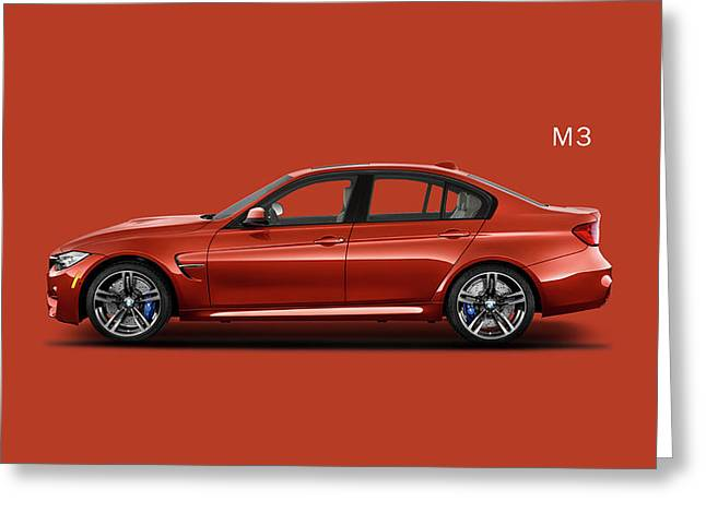 The M3 Greeting Card