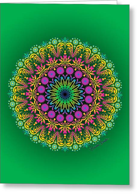 Spring Untitled Greeting Card