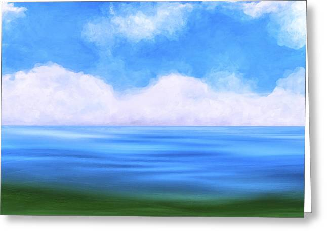 Sea Dreams Greeting Card