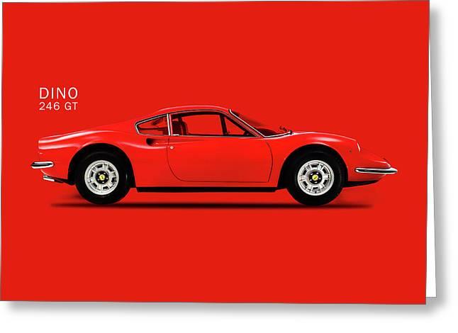 The Dino Greeting Card