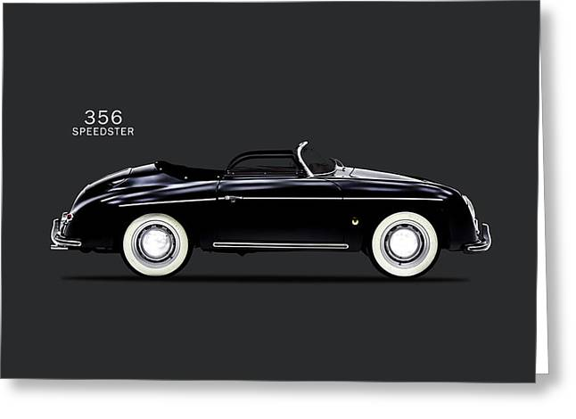 The 356 Speedster Greeting Card