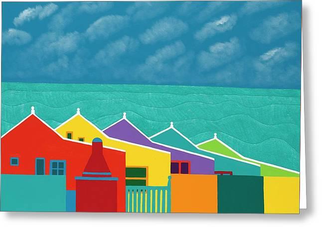 Aruba Fantasy  Greeting Card