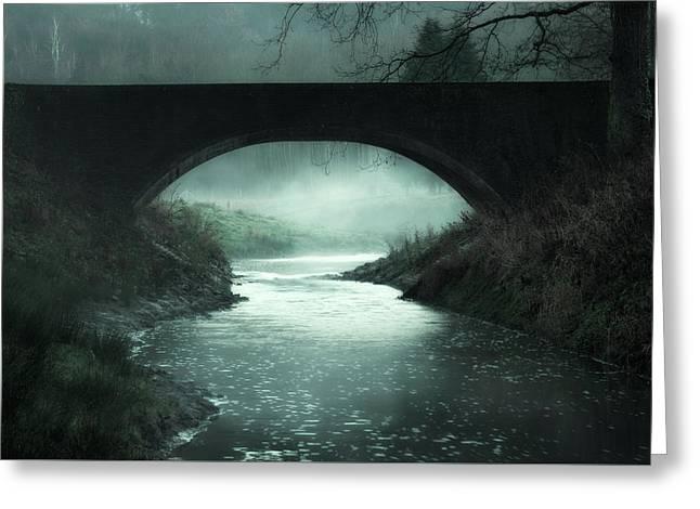 Arwen's Bridge. Greeting Card