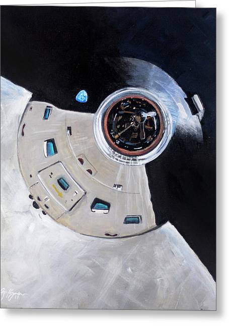 8 greeting cards fine art america as 503 apollo 8 greeting card m4hsunfo