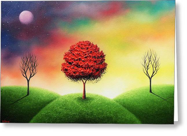 As We Are Not Greeting Card by Rachel Bingaman
