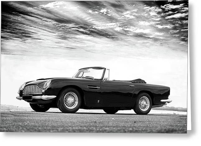 Aston Db5 1964 Greeting Card