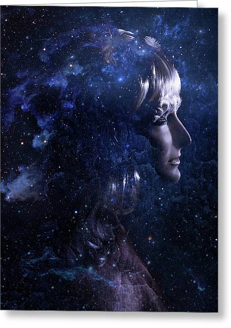Astral Journey Greeting Card