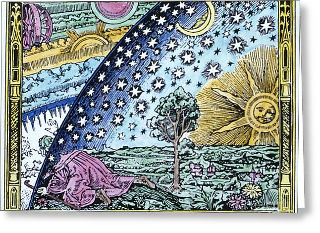 Astronomer, 1530 Greeting Card by Granger