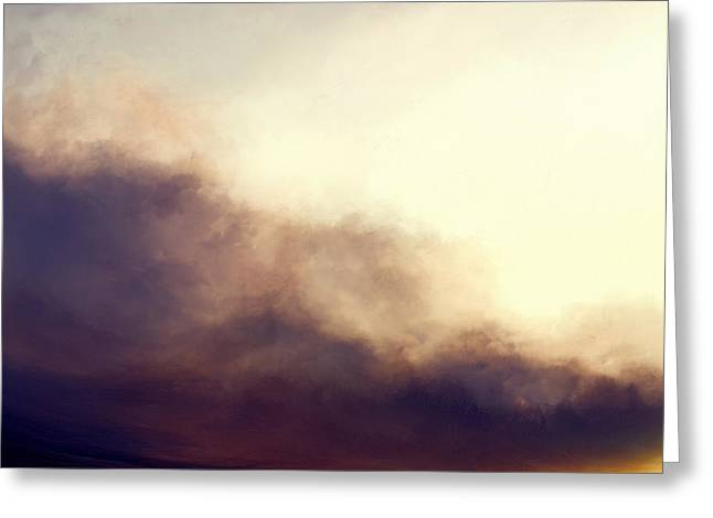At Dusk Greeting Card by Lonnie Christopher
