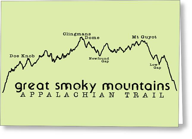 At Elevation Profile Gsm Greeting Card by Heather Applegate