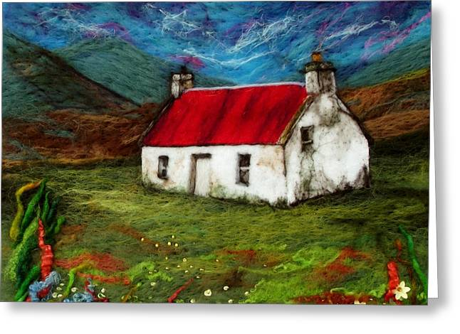 Athnamulloch Bothy Greeting Card