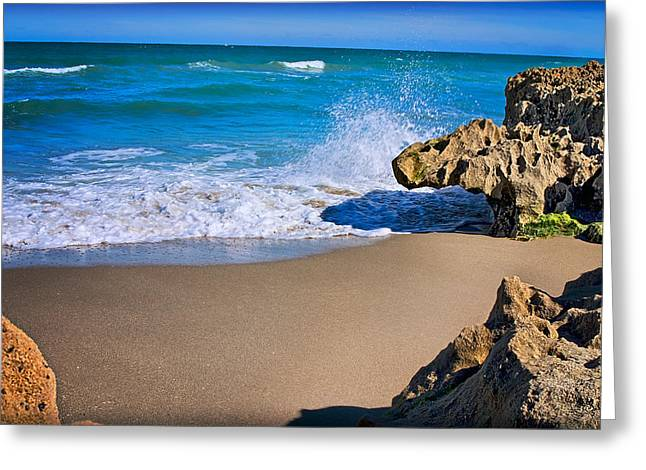 Atlantic Beach Greeting Card