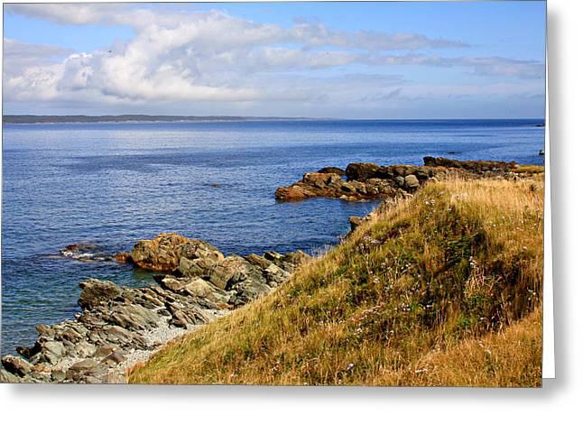 Cape Breton, Nova Scotia Greeting Card