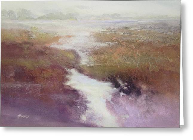 Atlanticsaltmarsh Greeting Card