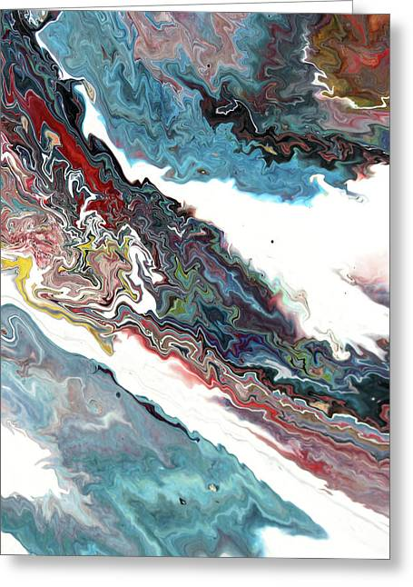 Atmosphere Greeting Card by Christopher Davis