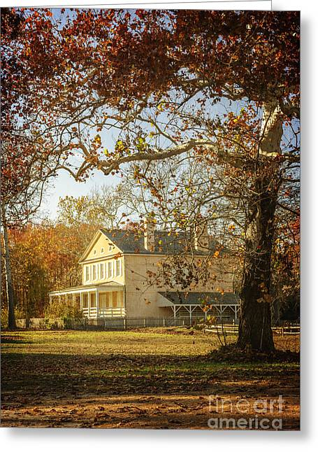 Atsion Mansion Greeting Card
