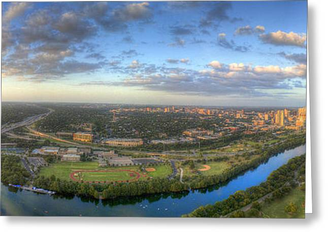 Austin Smile Greeting Card