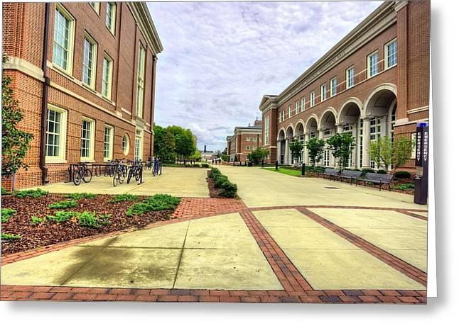 Auburn University Engineering  Greeting Card