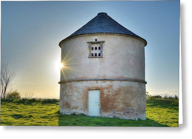 Auldearn Doocot Greeting Card