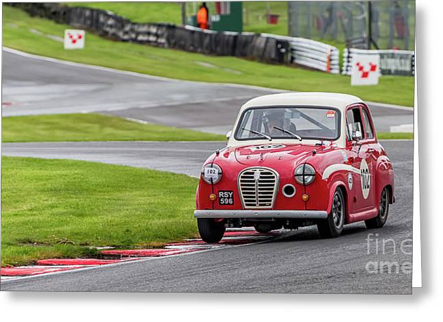 Austin A35  Greeting Card