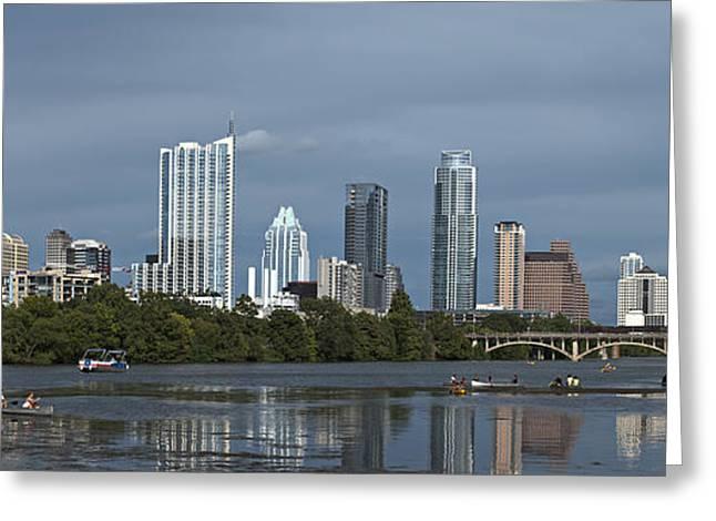 Austin Texas 2009 Greeting Card