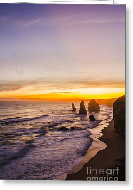 Australian Landmarks Greeting Card