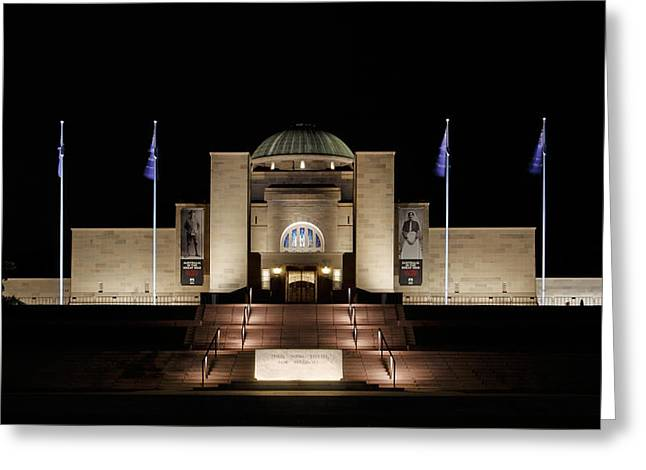 Australian War Memorial Greeting Card