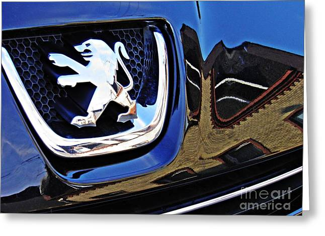 Auto Grill 25 Greeting Card by Sarah Loft