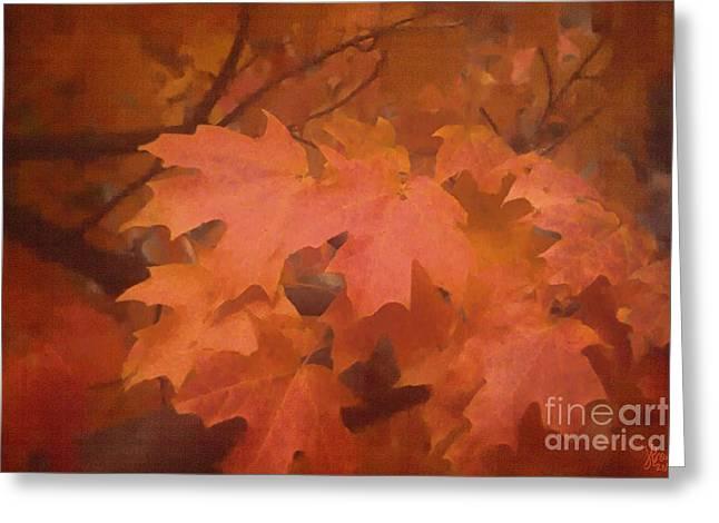 Autumn 2 Greeting Card