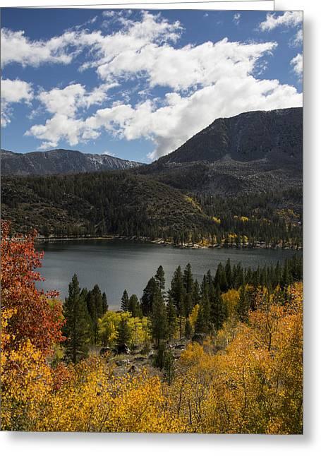 Autumn At Rock Creek Lake 2 Greeting Card